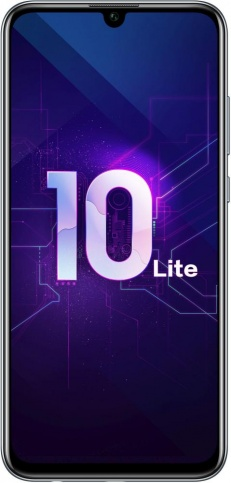 Honor 10 Lite 128GB (Черный)