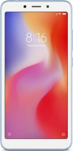 Xiaomi Redmi 6 64GB Blue (голубой)