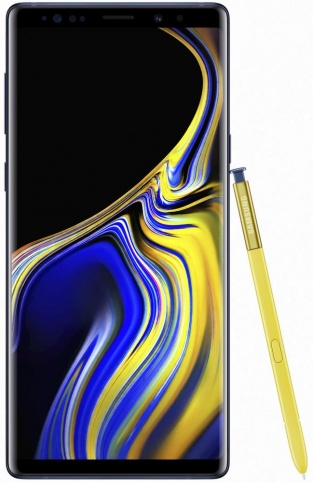Samsung Galaxy Note 9 512GB Blue (синий)