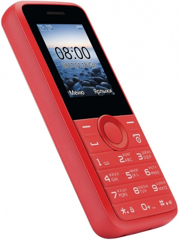 Philips E106 Red