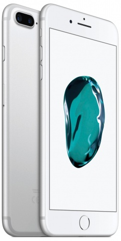 Apple iPhone 7 Plus 128GB (серебряный)