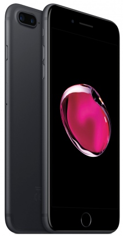 Apple iPhone 7 Plus 256GB (черный)
