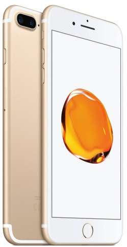 Apple iPhone 7 Plus 256GB (золотистый)