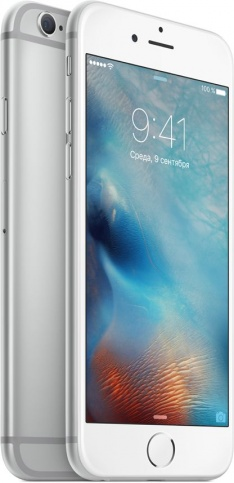 Apple iPhone 6s 128GB (серебристый)