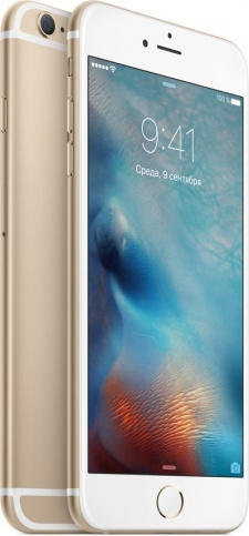 Apple iPhone 6s Plus 32GB (золотистый)