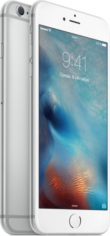 Apple iPhone 6s Plus 128GB (серебристый)
