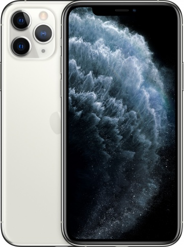 Apple iPhone 11 Pro 64GB (серебристый)