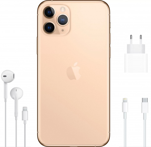 Apple iPhone 11 Pro 256GB (золотой)