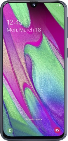 Samsung Galaxy A40 64GB (черный)