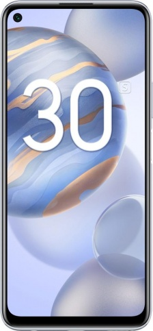 Honor 30S 6/128GB (титановый серебристый)