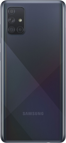 Samsung Galaxy A71 6/128GB (черный)