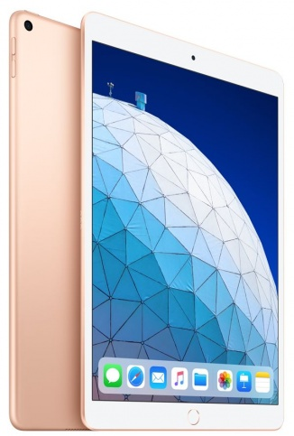 Apple iPad Air 256Gb Wi-Fi 2019 (золотой)