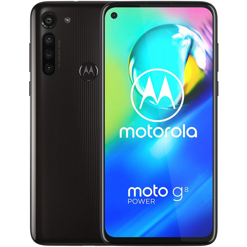 Motorola Moto G8 Power 4/64GB Smoke Black