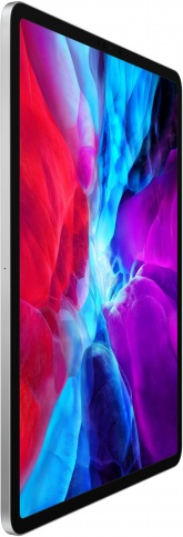 Apple iPad Pro 12.9 Wi-Fi + Cellular 128GB (2020) (серебристый)