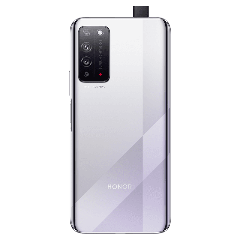 Honor X10 8/128GB (Серебристый)