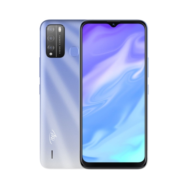 Itel Vision 1 Pro DS Ice Crystal Blue
